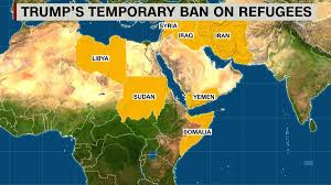 Sudan On World Map by The Us Ban Why These Seven Countries Wpmt Fox43