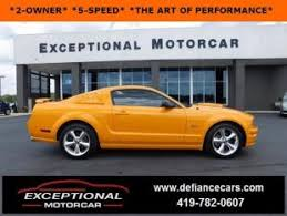 mustangs for sale in ohio and used orange ford mustangs for sale in ohio oh getauto com