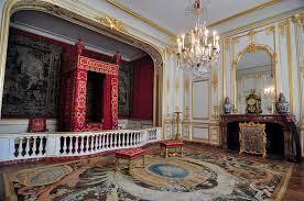 chambre louis 14 chambre de parade appartement de louis xiv château de chambord