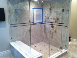 Installing Frameless Shower Doors When Measuring Designing Installing Frameless Shower Doors We