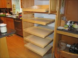 kitchen pine kitchen cabinets slide out shelves cabinet with