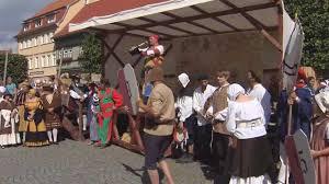 Bad Langensalza Rumpelburg 20 Mittelalterstadtfest Bad Langensalza Youtube