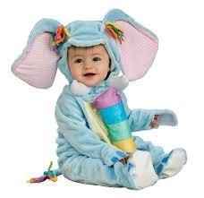 Elephant Baby Costume Halloween Rainbow Elephant Baby Costume Costume Craze