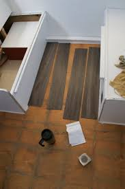 Laminate Or Vinyl Flooring Reasons To Install Vinyl Plank Flooring In Your Trailer Or Rv