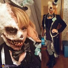 Halloween Costumes Teddy Bear Evil Teddy Bear Dark Ringmaster Costume