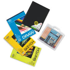 pro art drawing and sketch value pack blick art materials