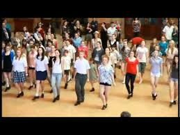 st patricks day 2011 riverdance flashmob central station
