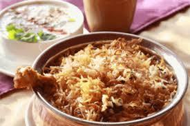 Biryani Decoration Hyderabadi Mutton Biryani Recipe How To Make Hyderabadi Mutton