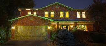 cover your entire home in dazzling lights with this fun device