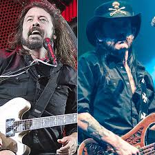 dave grohl honours lemmy with motorhead tattoo gigwise