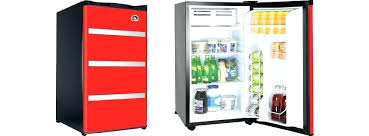 home design products anderson ge refrigerator garage kit refrigerator for garage igloo fr red