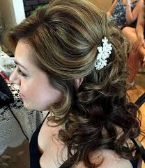 mother of the bride hairstyles partial updo 50 ravishing mother of the bride hairstyles hair style wedding