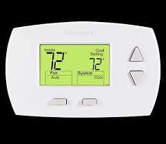 deluxe digital non programmable thermostat honeywell