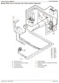 mercury outboard power trim wiring diagram wiring diagram and