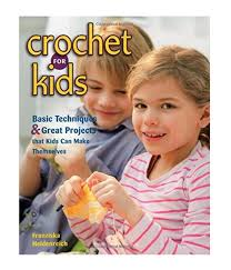 crocheting for kids a little craft in your day