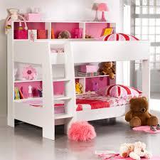chambre enfant lit superposé lit superpose original pour fille mezzanine ado bureau tente