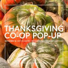 chicago market thanksgiving co op pop up market east lake view