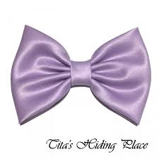 bow for hair lilac hair bow satin hair bow clip bows for women kawaii bows