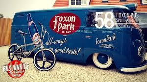 volkswagen bus 2016 foxon park beverages panel bus vw bus junkies