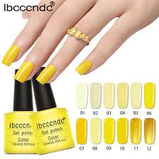 thanksgiving gel nails compare prices on yellow nail designs online shopping buy low