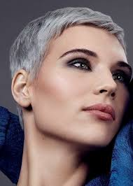 pixie grey hair styles gorgeous short grey hairstyle ideas for 2016 2017 haircuts