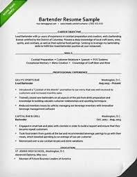 bartender resume exles exles of bartender resumes pointrobertsvacationrentals