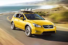 yellow subaru wagon 2015 subaru xv crosstrek reviews and rating motor trend