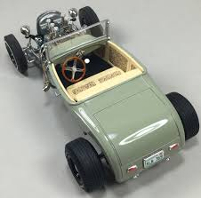 revell 1929 ford model a roadster under glass model cars