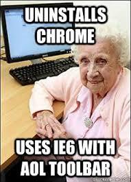 Computer Grandma Meme - computer grandma memes quickmeme