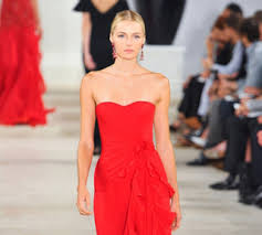 ralph lauren fashion new collection spring summer 2013 dress