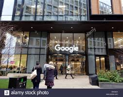 google offices in king u0027s cross london stock photo royalty free