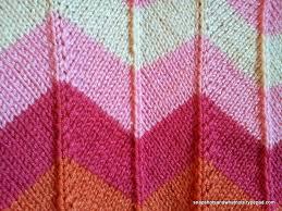 knitting pattern quick baby blanket chevron baby blanket snapshots whatnots