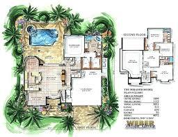 mediterranean floor plans mediterranean home floor plans luxury home plans design house