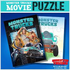 monster trucks movie activities u0026 giveaway momstart