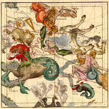 Scc Map Celestial Map 1690 A Gallivance
