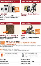 does home depot have black friday deals on appliances home depot labor day sale 2017 blacker friday