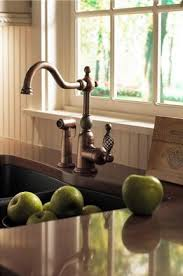 antique kitchen faucet no more chrome trendy finishes for your kitchen faucet