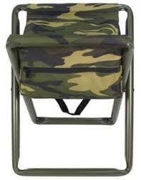 Deluxe Camping Chairs Camouflage Camping Chairs Folding Camp Chairs