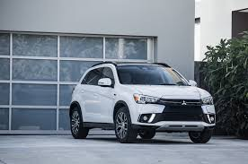 2017 mitsubishi outlander sport interior mitsubishi polishes outlander sport for 2018 automobile magazine
