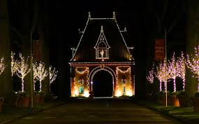 christmas in south holiday festivals and lights