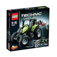 lego technic 2017 amazon com lego technic tractor toys u0026 games