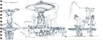 new york city urban sketchers wwsc 39 nyc a great day to sketch