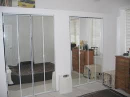 Mirrored Bifold Doors For Closets Mirror Closet Doors Home Design Ideas Mirrored Bifold Closet Doors