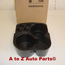nissan altima coupe oem parts amazon com new 2007 2012 nissan altima center console cup holder