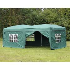 palm springs outdoor 10 x 20 wedding party tent gazebo canopy with