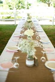 burlap wedding decor burlap wedding tables bazaraurorita