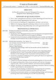 sample career summary for resume academic skill conversion film