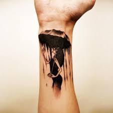 25 small tribal tattoos on wrist black umbrella wrist tattoo