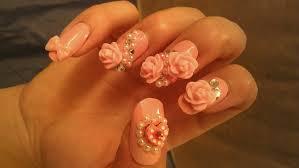 how to make kawaii nails japanese 3d nail art youtube