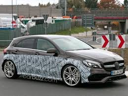 mercedes of america mercedes amg a45 earth s most powerful hatch america won t get